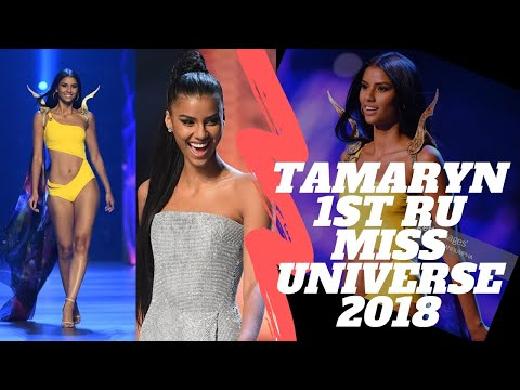Tamaryn Green - South Africa's Full Performance @ Miss Universe 2018