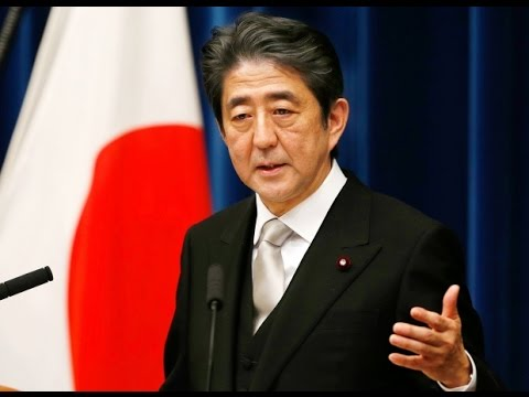 Shinzo Abe Biography | Prime Minister of Japan | Shinzō Abe Biography | Shinzo Abe net worth