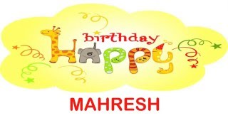 Mahresh   wishes Mensajes