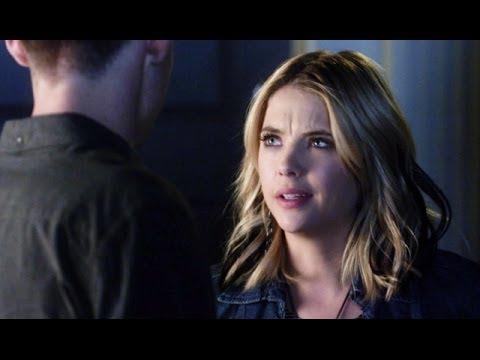 'Pretty Little Liars': Hanna & Travis Fight Over Caleb