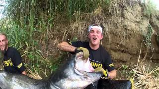 Chris Adventure Tours Ebro Spanien Riba Roja Waller Big Fish