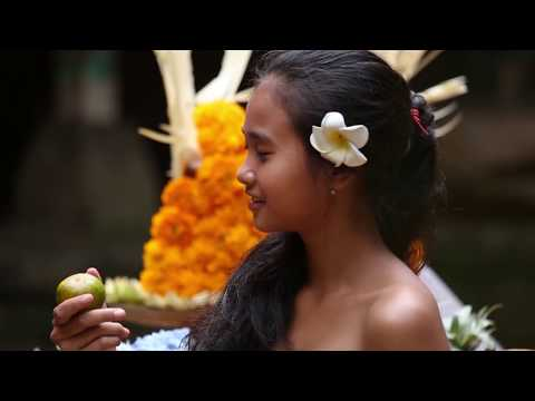 Traditional Beauty of Bali