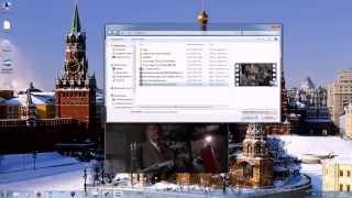 Обрезка или резка видео файлов формата AVI.
