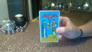 libra tarot reading