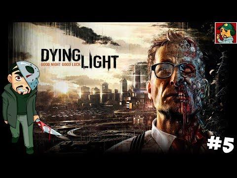 Dying Light - Пятые сутки в городе зомби (18+)