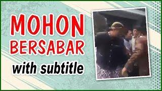 MOHON BERSABAR (with subtitle)