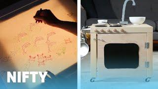 7 Creative Ways To Transform a Basic Table