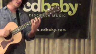 Caleb Hawley - My Own Two Feet - Live at Folk Alliance 2010