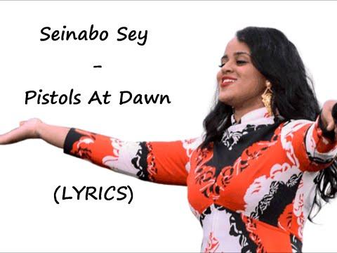 Seinabo Sey - Pistols At Dawn (LYRICS)