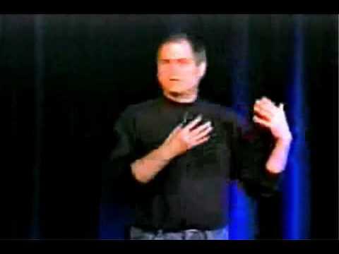 Steve Jobs - Apple Product Matrix Strategy 1997