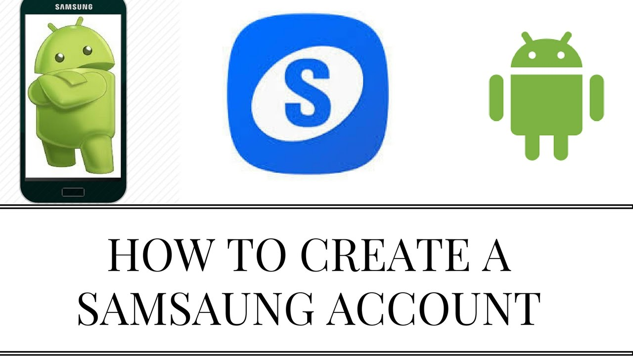 How to create Samsung account in Hindi