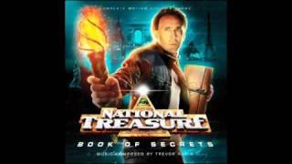 Trevor Rabin - Cibola (National Treasure: Book Of Secrets)