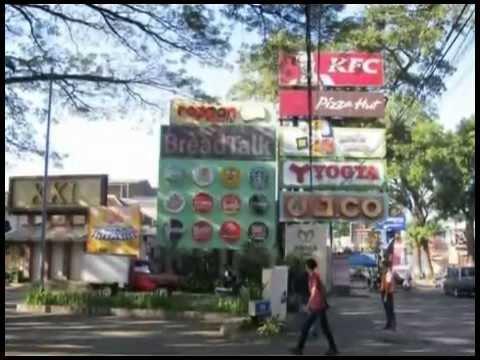 Wisata Bandung | CIHAMPELAS WALK Tempat Asyik Wisata Belanja Dan KULINER