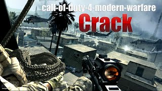 Call of Duty 4 Single Player - Crack  [DOWNLOAD]
