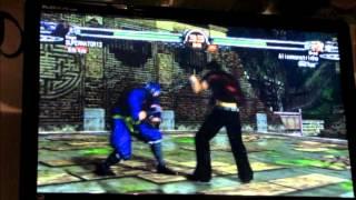 Virtua Fighter 5: Final Showdown - Portal Versus