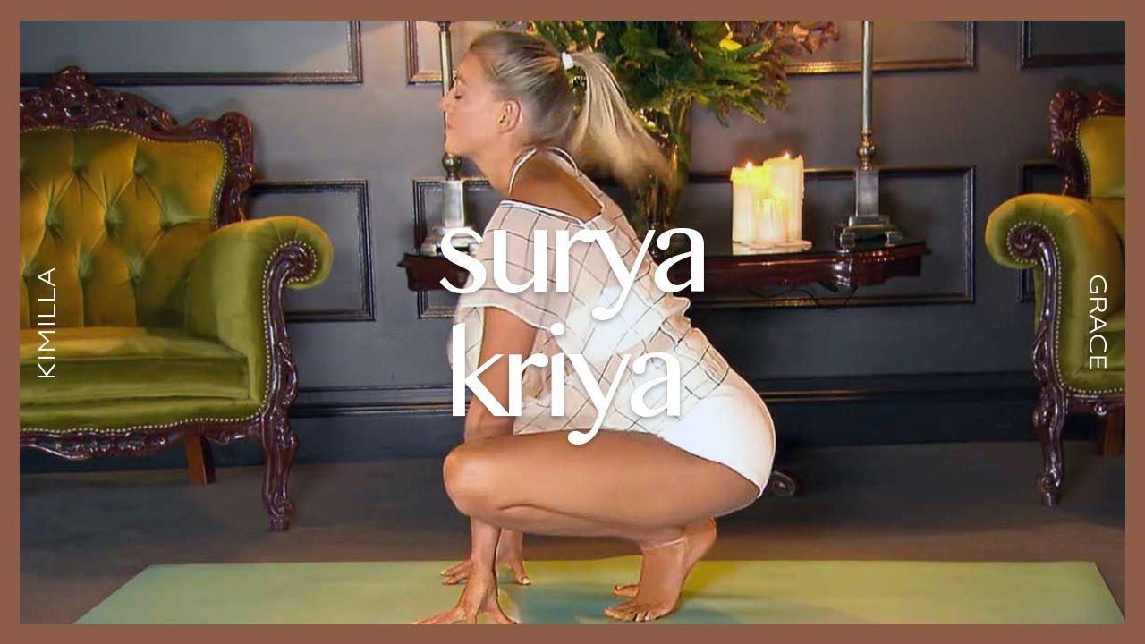 Kundalini Yoga: Surya Kriya to Burn Fat & Build Strength ...