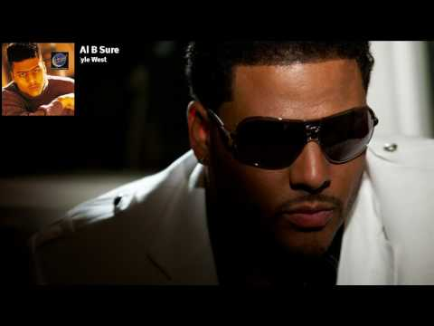 In Effect Mode (1988) - Al B Sure - Killing Me Softly ( Zack Instrumental ) - Produced By Kyle West