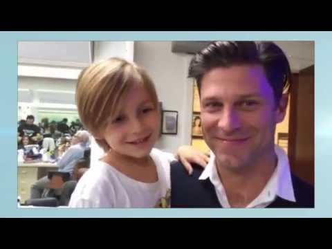 Deidre's Thanksgiving Wishes with Greg Vaughan