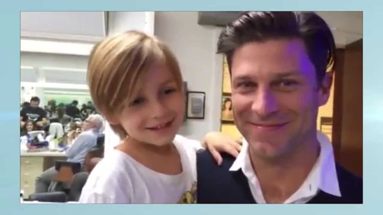 Deidres Thanksgiving Wishes With Greg Vaughan YouTube