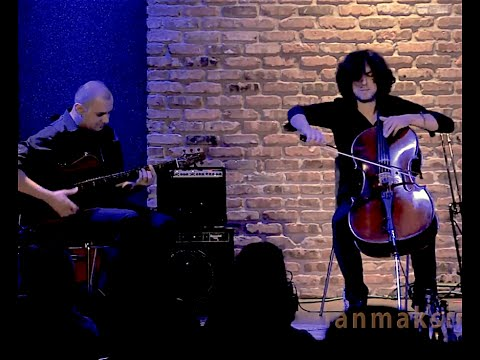 GAME OF THRONES THEME LIVE Ian Maksin & Gabriel Datcu (cello cover, remix, soundtrack)