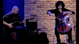GAME OF THRONES THEME LIVE Ian Maksin & Gabriel Datcu (cello cover, remix, s