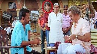 Ram Pothineni Interesting Movie SCene   Action Scenes   Vendithera