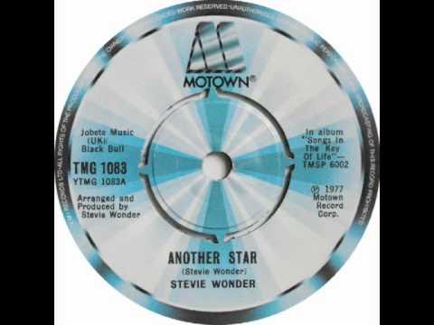Stevie Wonder - Another Star (SINGLE EDIT)