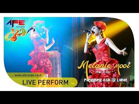 Melanie Mooi - Panggung Asik (Live Performance at Lahat)