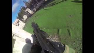 Gopro Airsoft: Frontline Action village #12
