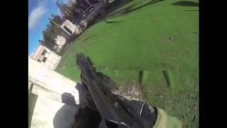 Gopro Airsoft: Frontline Action village #12