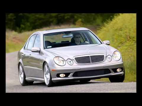 2004 Mercedes Benz C55 Amg