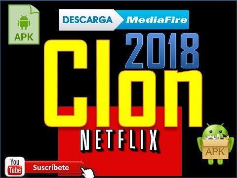 Descarga Clon de Netflix como Neflix/ 2018