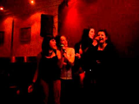 Canta y no llores (karaoke Lugo)