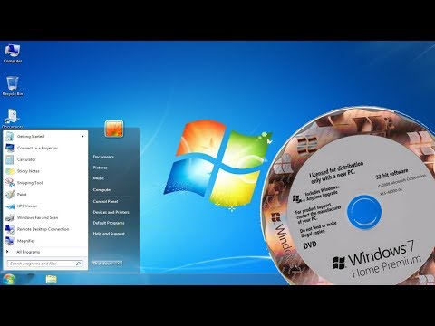 How To: Make A Windows 7 Install Disc