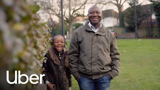 Meet Musah: family man, decorated soldier and Uber partner-driver