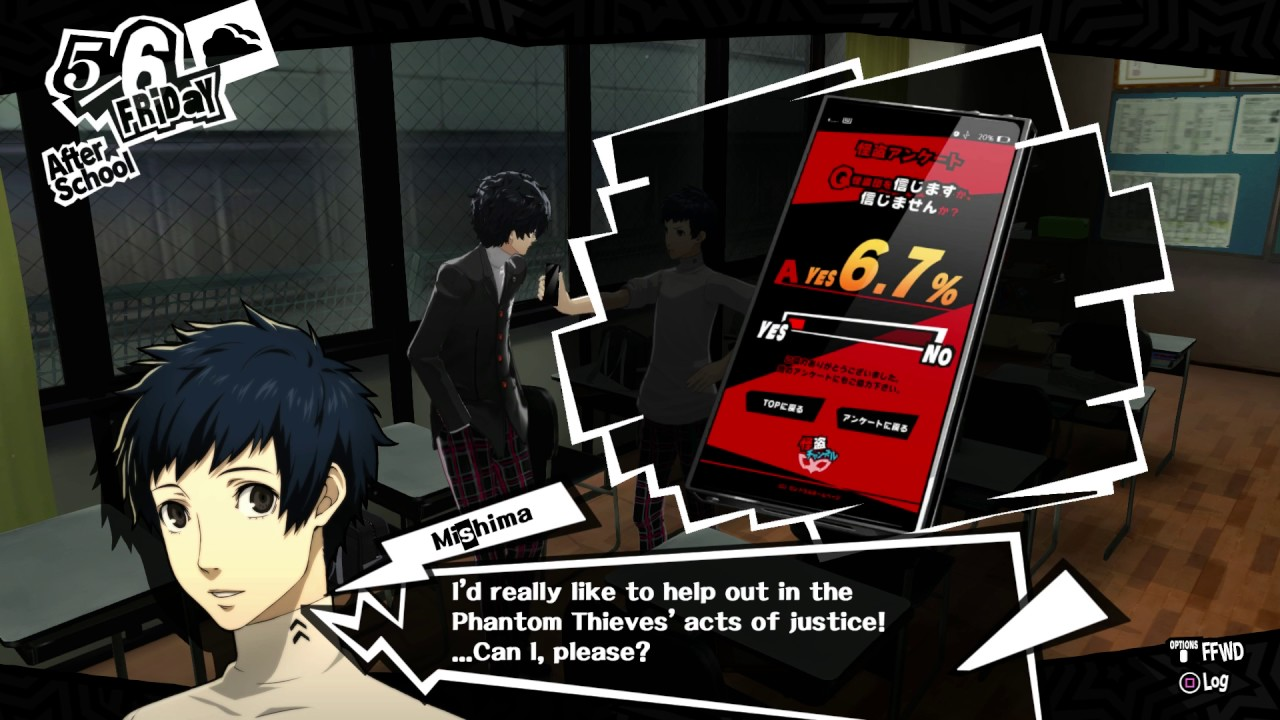 mishima chat sites Yuuki mishima is a character from persona 5 mishima is likely of average height or shorter, with spiky blue-tinted black hair, black eyes and a relatively average face he is designed to.