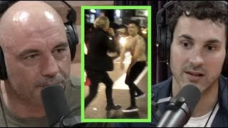Street Fight Videos Are Scary w/Mark Normand | Joe Rogan