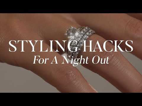 6 Styling Hacks For A Night Out   The Zoe Report by Rachel Zoe