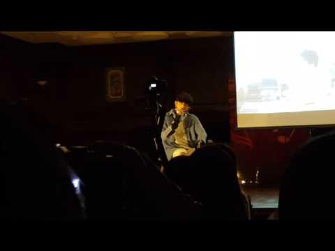 160816 D.O.B IN TAIWAN  Kaohsiung FM 朴鎮唱歌1