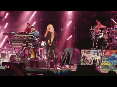 Heavy   Linkin Park  from the PIT wKiiara & Julia Michaels Celebrate Life in Honor of Chester