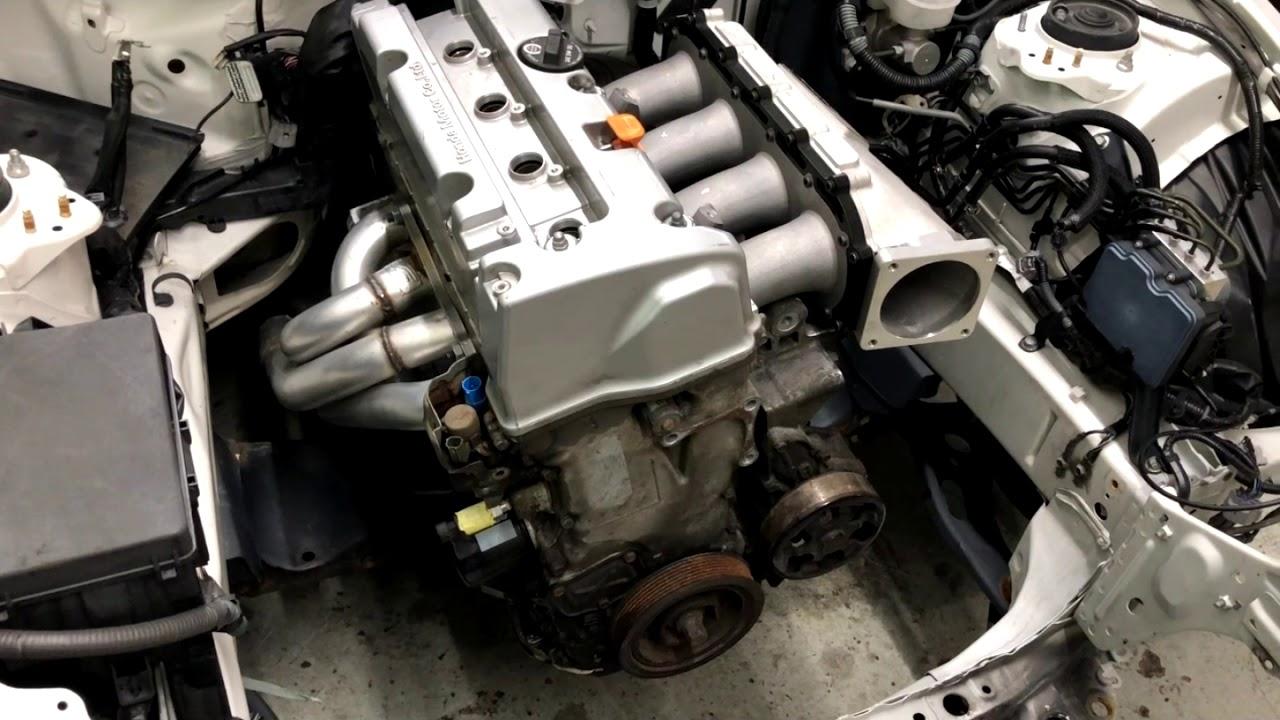 BRZ/FRS Honda K Series Engine Swap Update- Project Special K Part 1