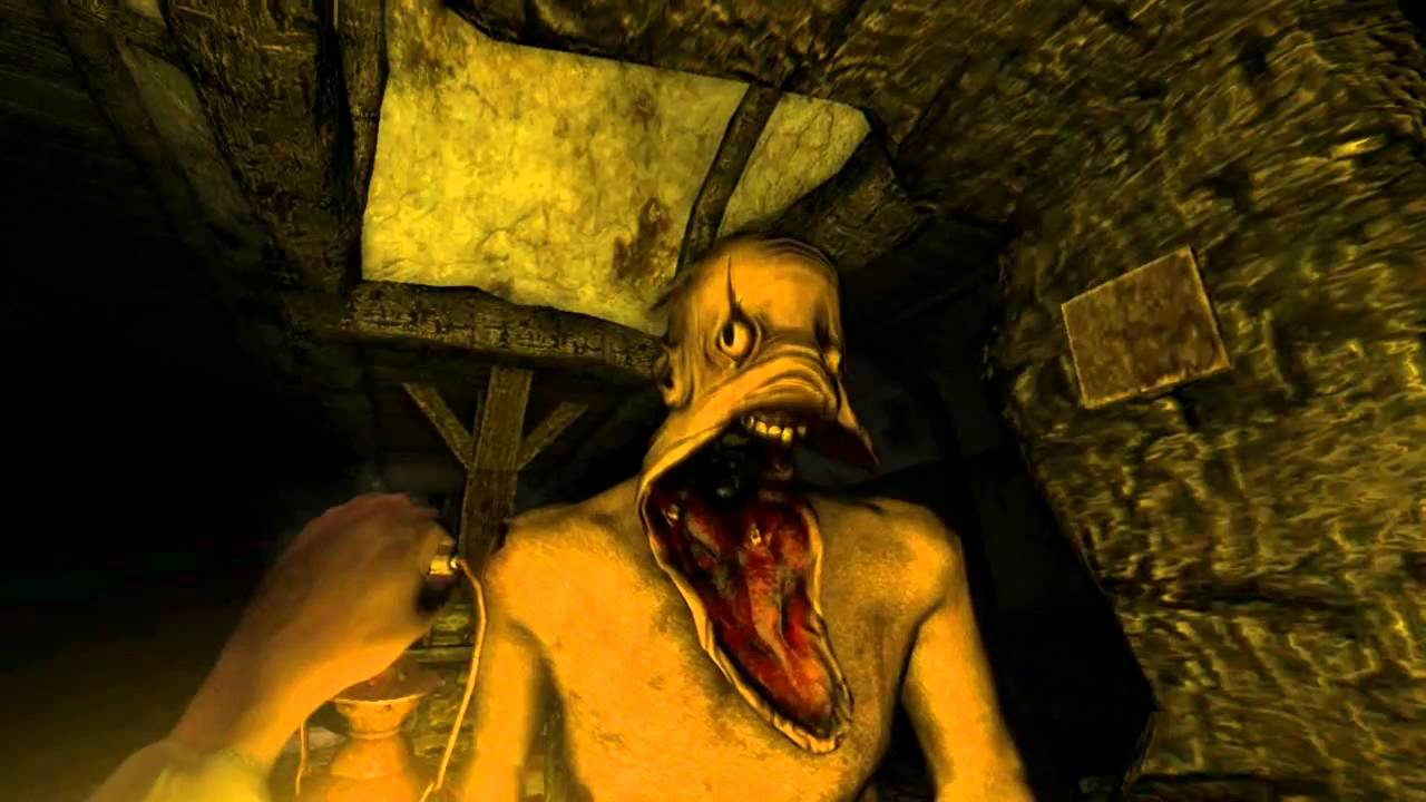 Image result for amnesia game