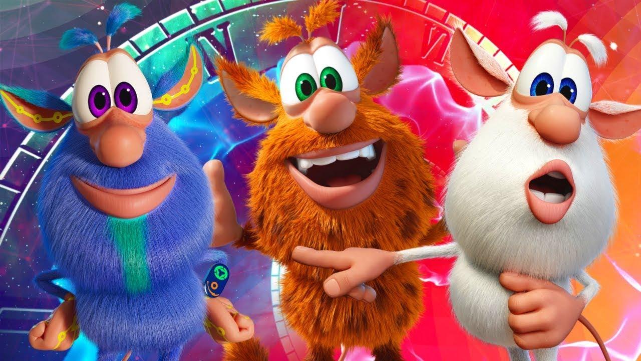 Буба | Путешественник во времени | Смешной Мультфильм 2021  👍  Kedoo мультики для детей