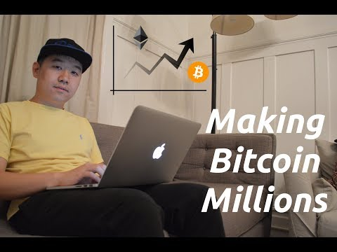 Making Bitcoin MILLIONS - Is It Too Late To Invest?!