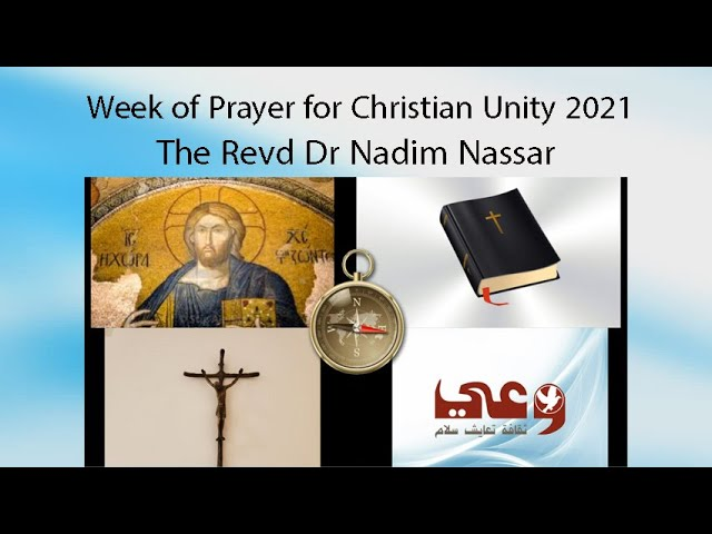 Message for the Week of Prayer for Christian Unity 2021