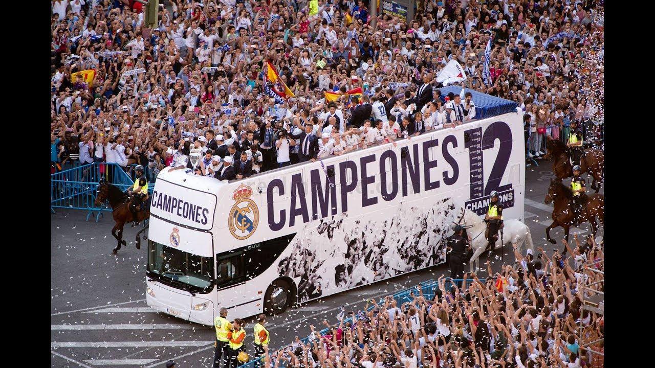 Real Madrid La Duodecima