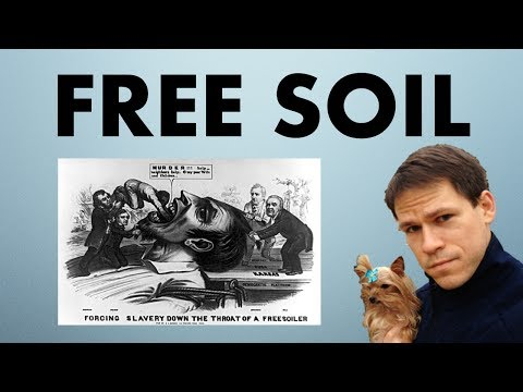 Free Soil and the Wilmot Proviso US History  @TomRichey