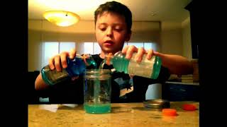 D.I.Y. How to make a slurp juice from Fortnite
