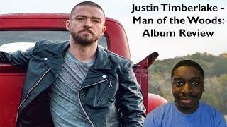 Justin Timberlake - Man of The Woods: Album Review