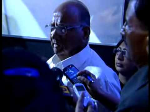 Sharad Pawar not in favour of ban on onion exports